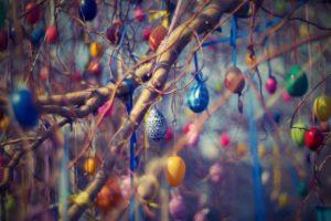 Påsk czyli kolorowe Święta Wielkanocne w Szwecji