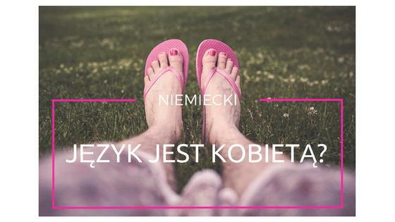 Feminizacja języka niemieckiego, cz. I
