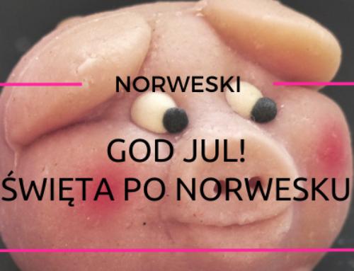 God Jul – a więc Święta po norwesku